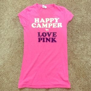 """Happy Camper"" by Love Pink - XS T-shirt"